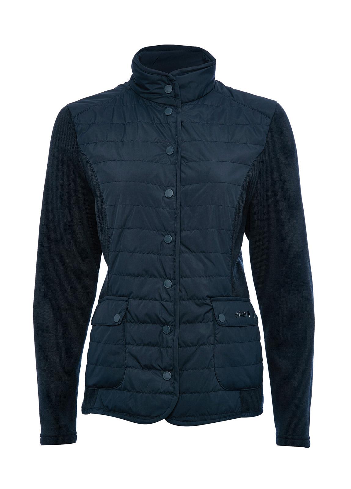 Terryglass jacket - Navy