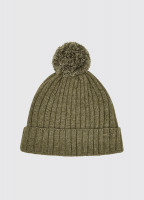 Stewart Bobble Hat - Dusky Green