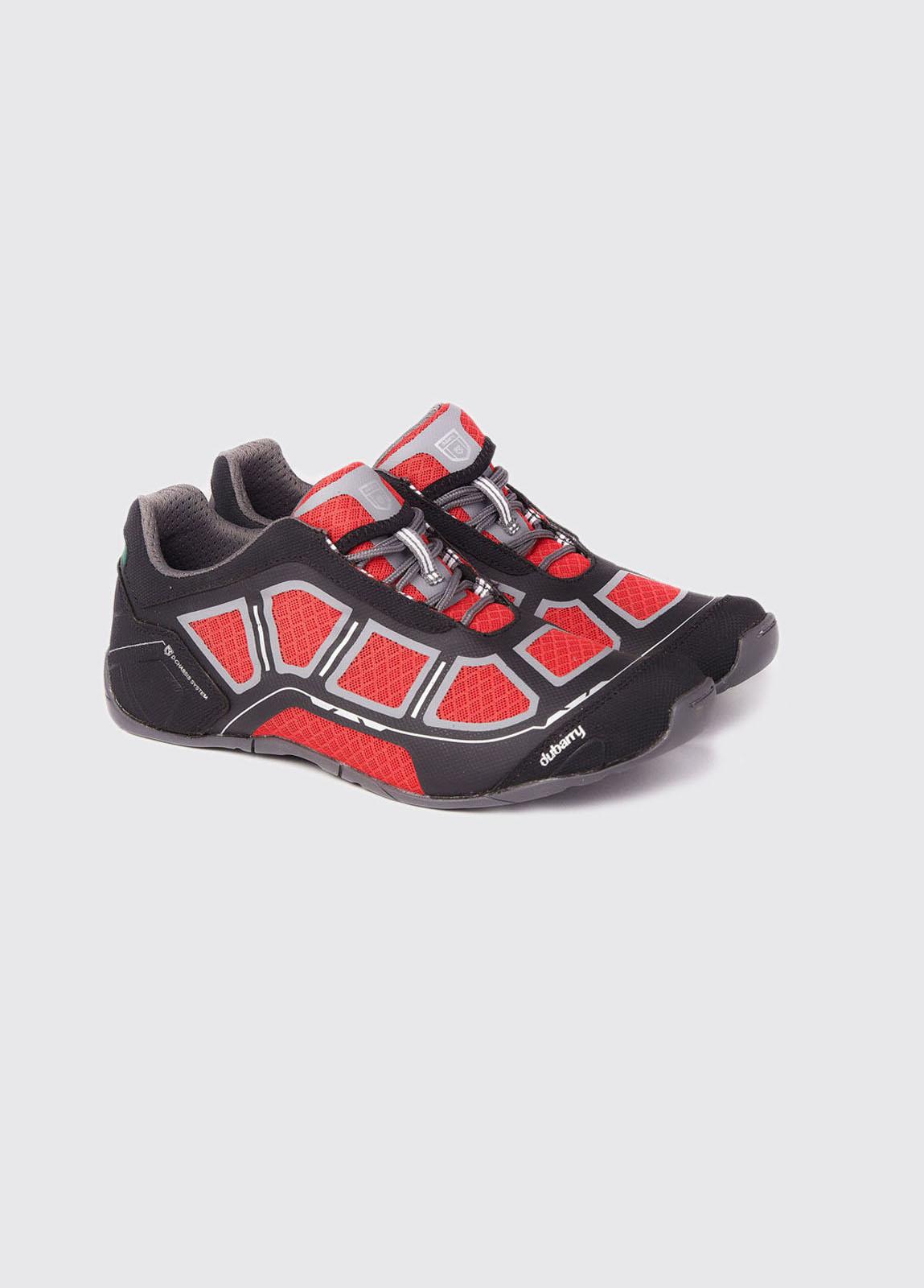 Easkey Sailing Shoe - Red Multi