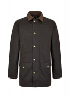 Headford Waxed Jacket - Java