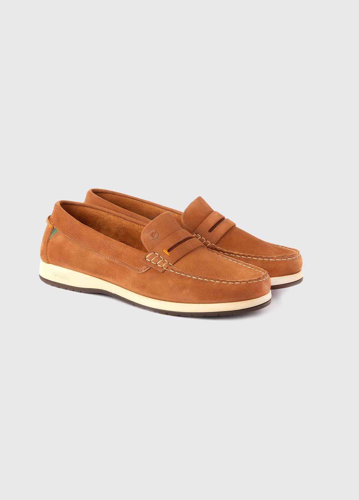 Mizen X LT Deck shoes - Brown