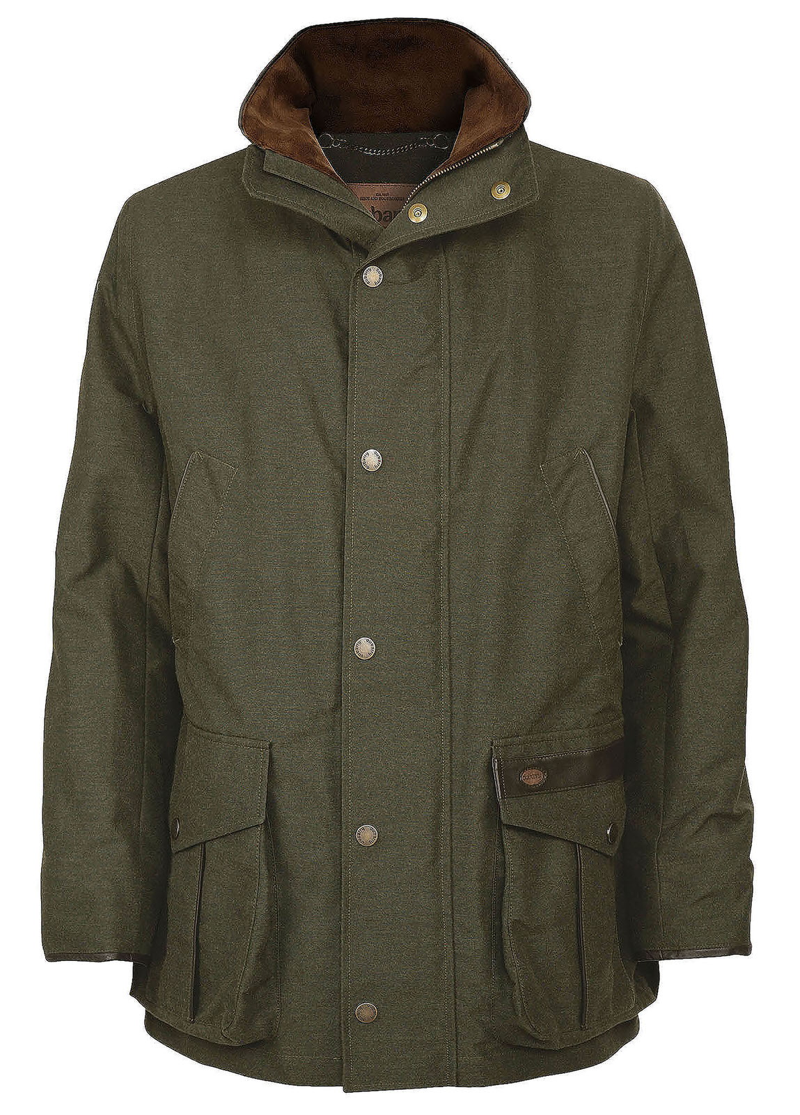 Rathmullan_Sports_Jacket_Dark_Olive_Image_1