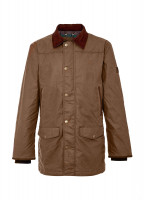 Headford Waxed Jacket - Cigar