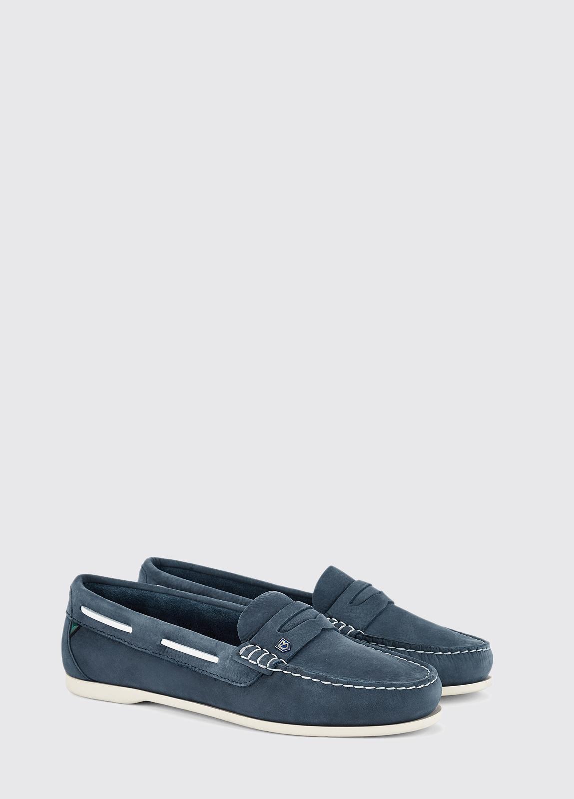Belize Deck Shoe - Teal
