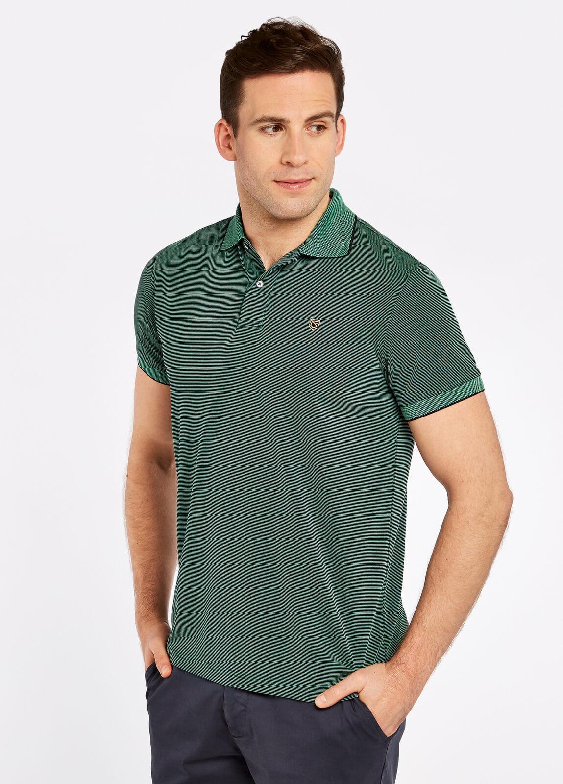 Charlemount Polo Shirt - Kelly Green
