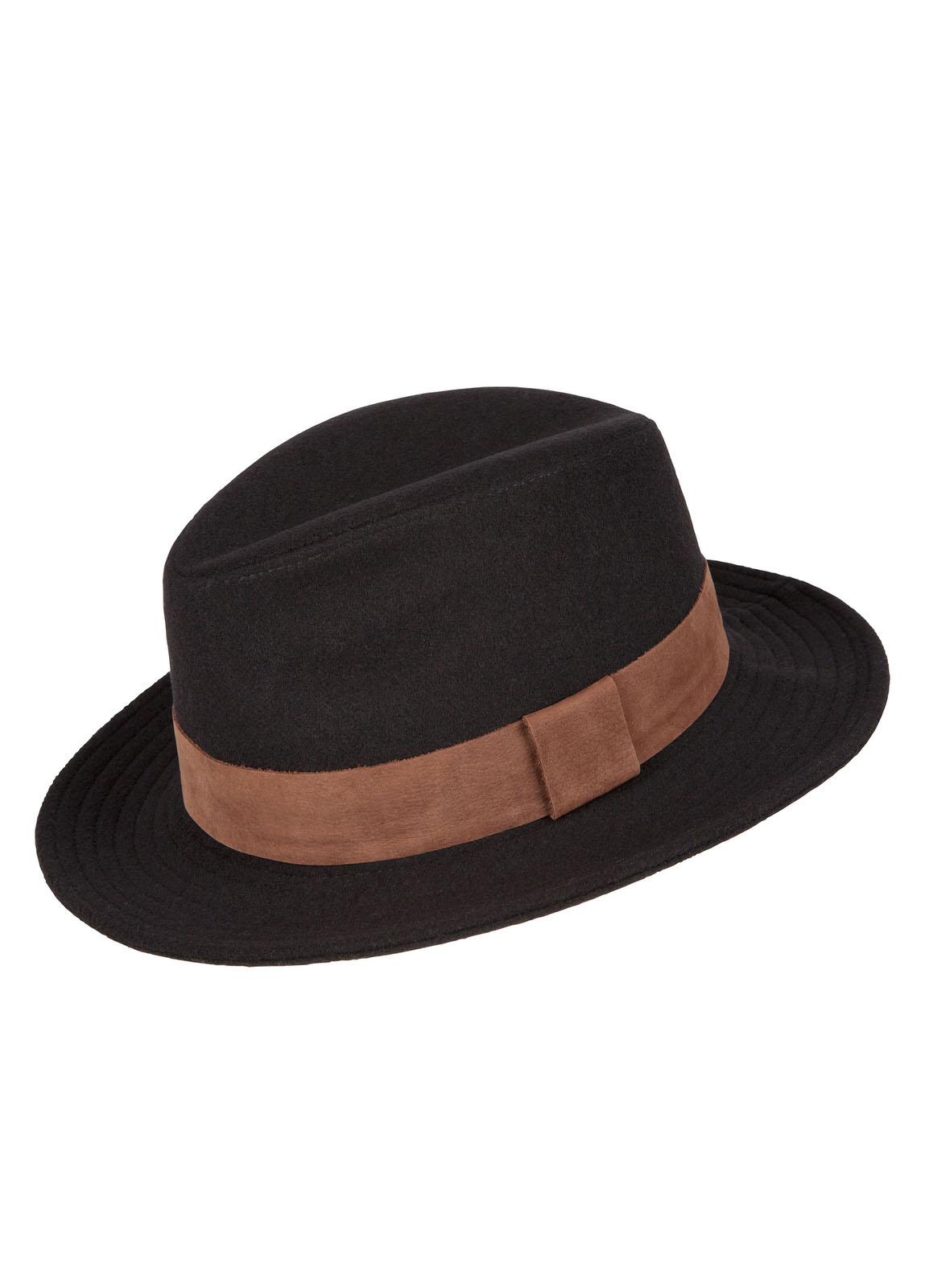 Rathowen Hat - Black