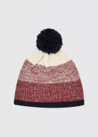 Power Bobble Hat - Ruby