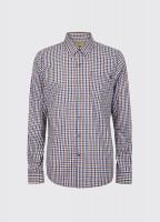 Allenwood Men's Shirt - Brown Multi