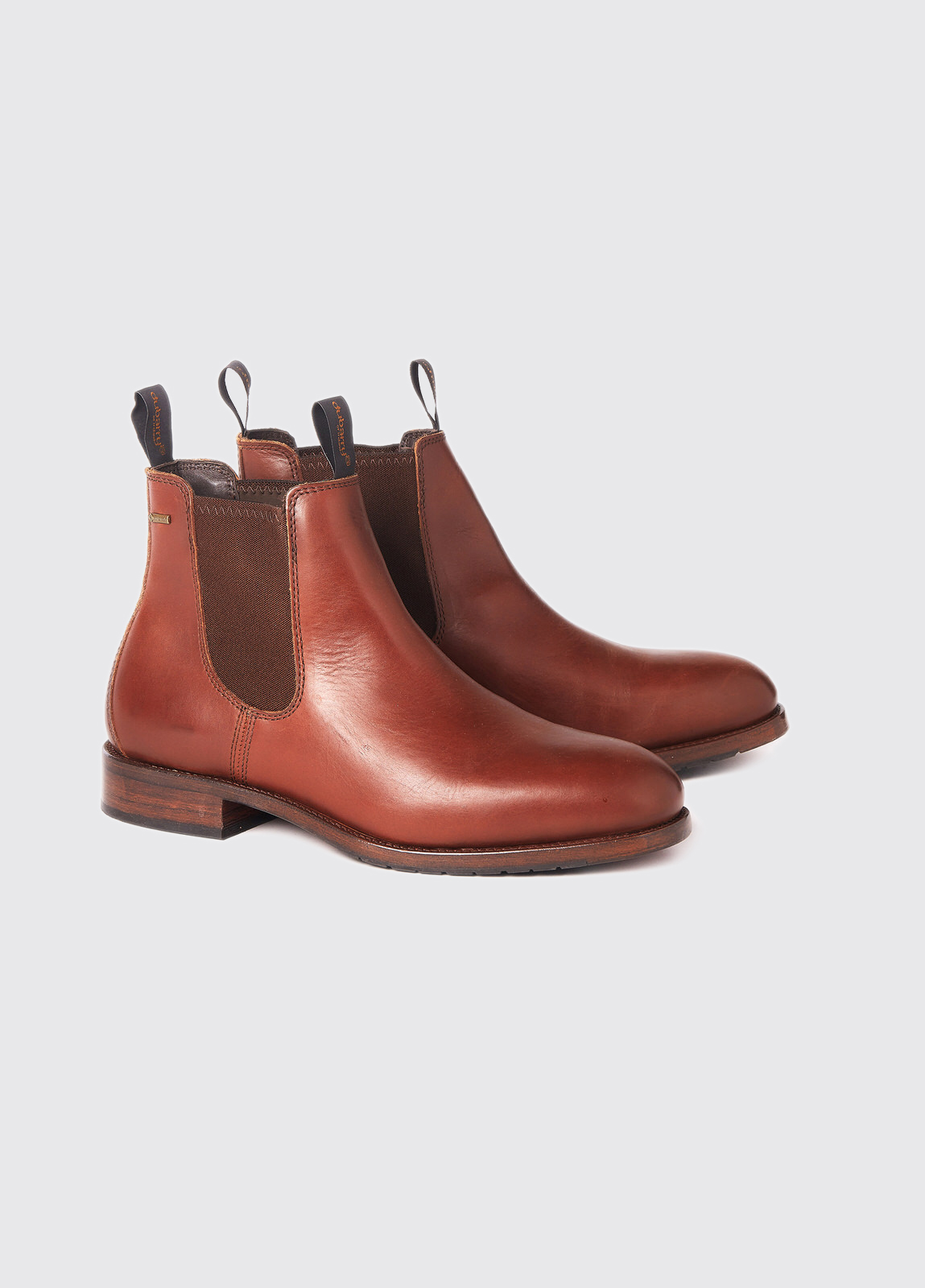 Kerry Leather Soled Boot - Chestnut