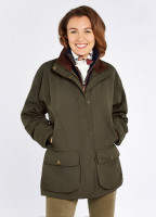 Castlehyde All-Purpose Shooting Coat - Ivy