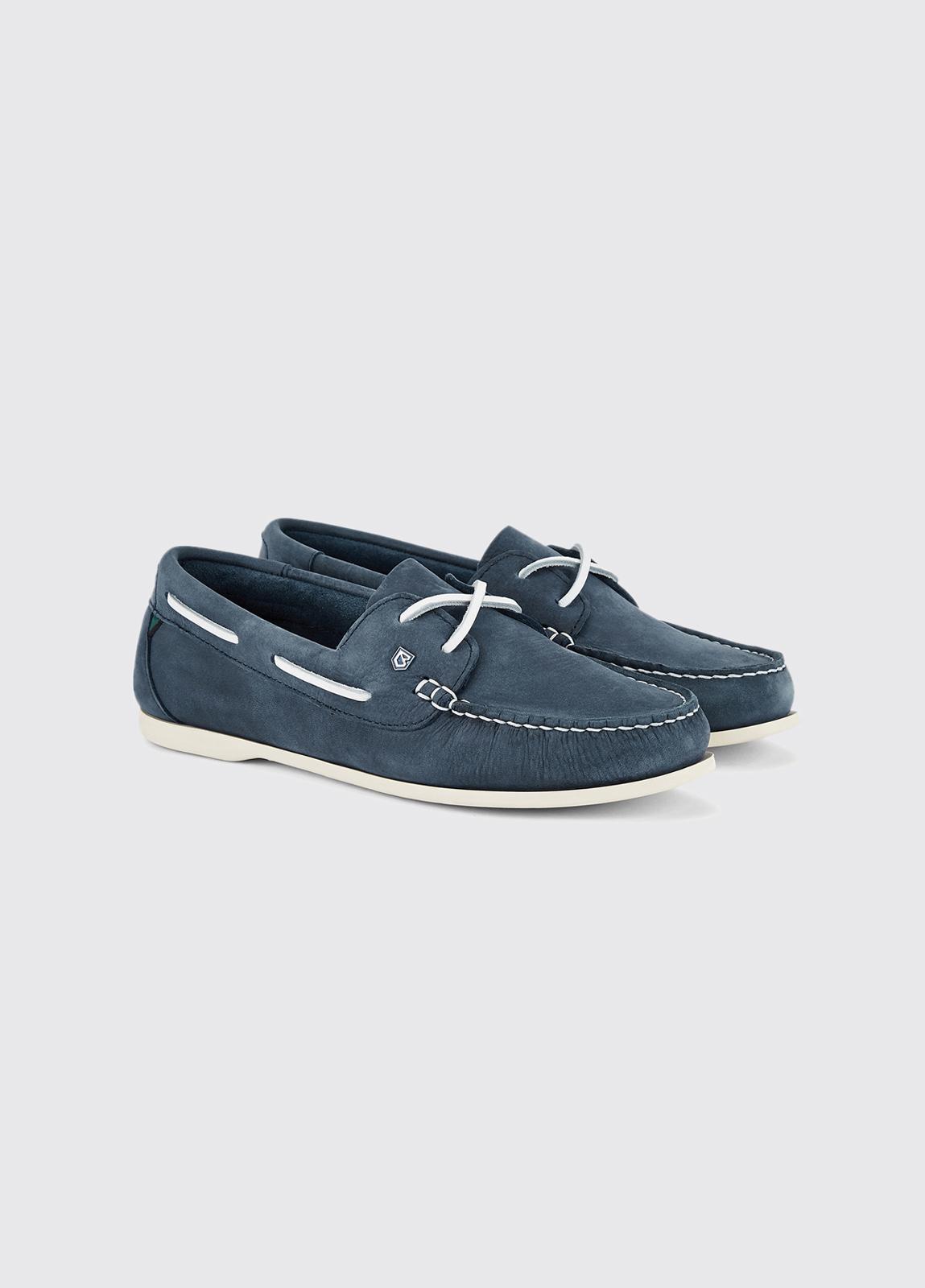 Aruba Deck Shoe - Teal