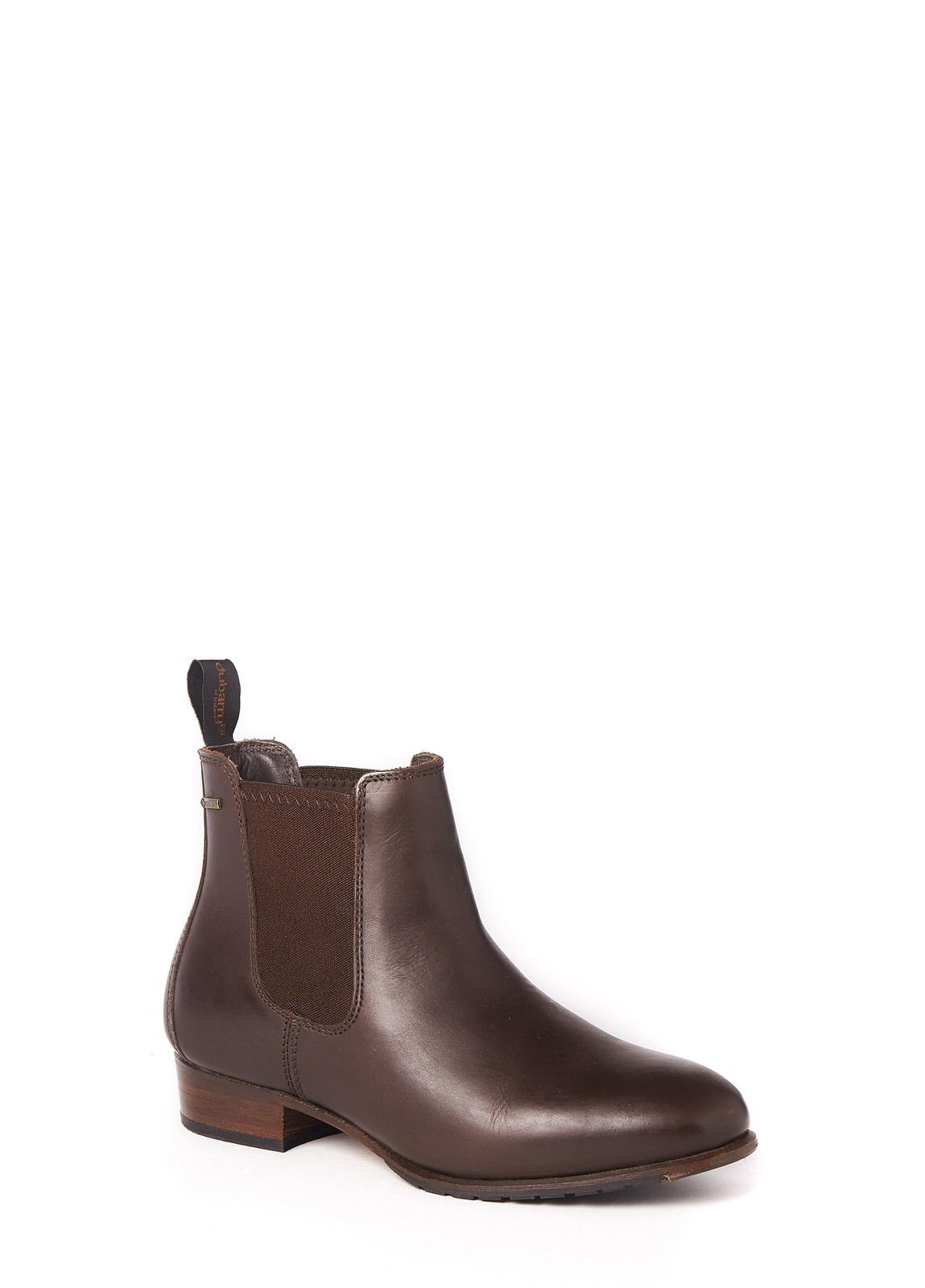 Dubarry_Cork Leather Soled Boot - Mahogany_Image_1