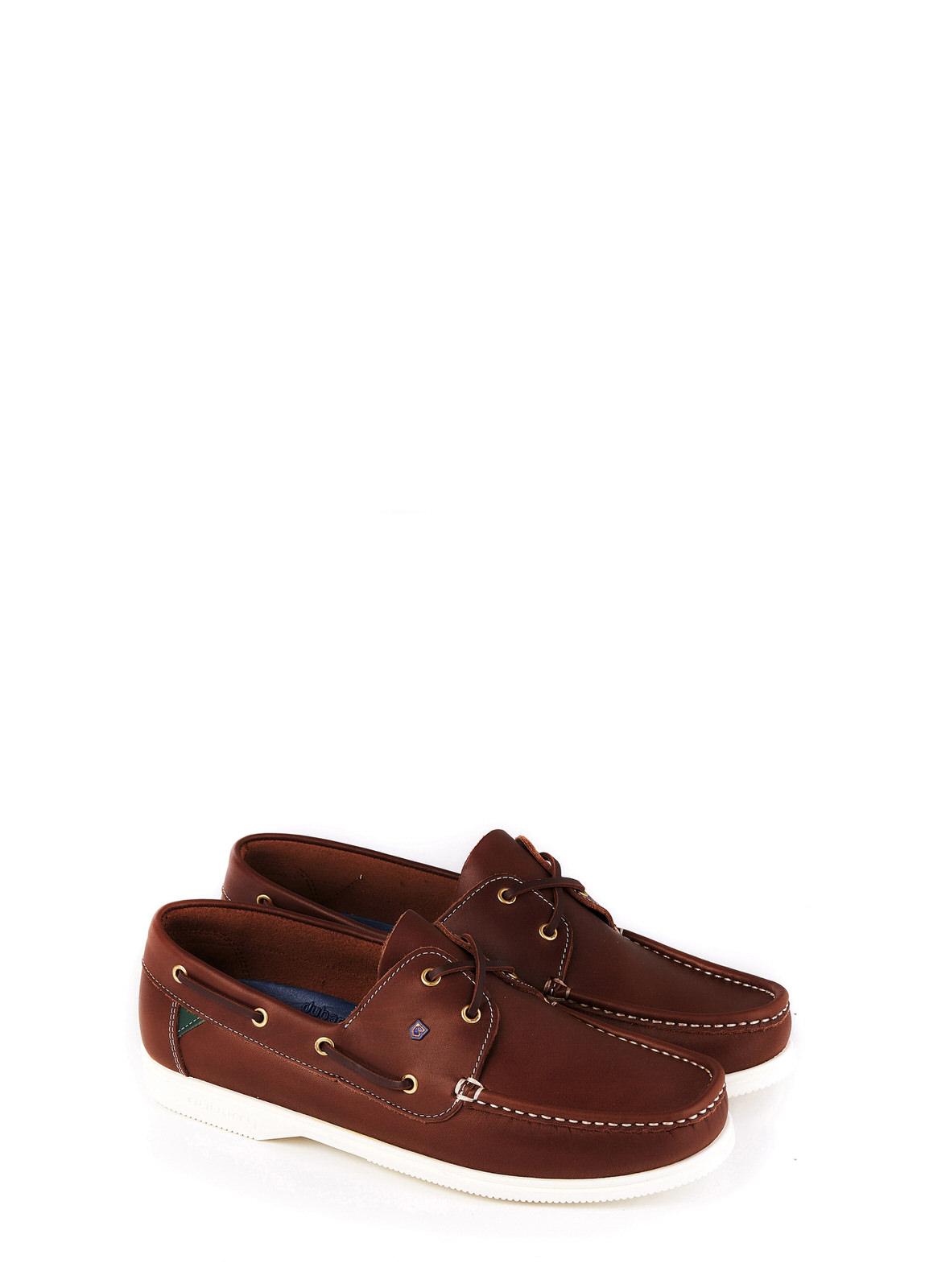 Admirals Deck Shoe - Brown
