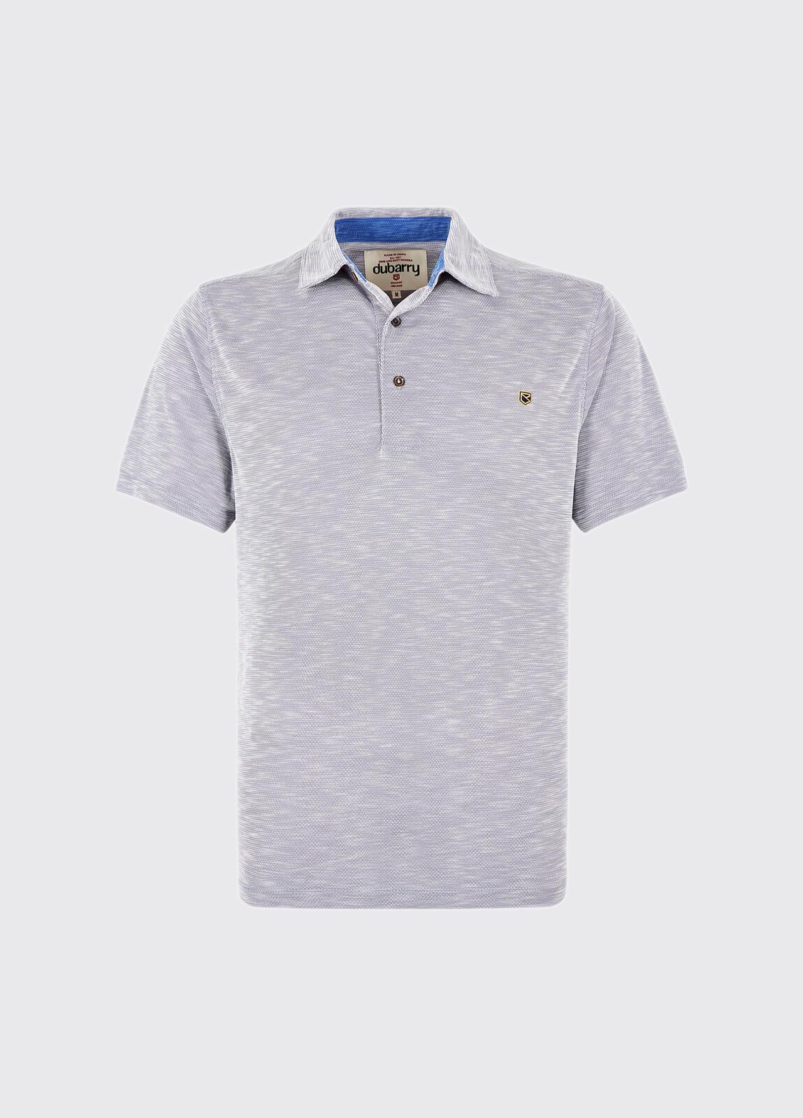 Elphin Polo Shirt - Silver