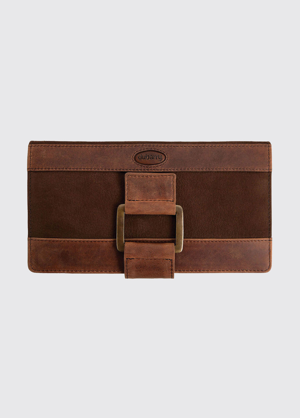 Dunbrody Leather Purse - Walnut