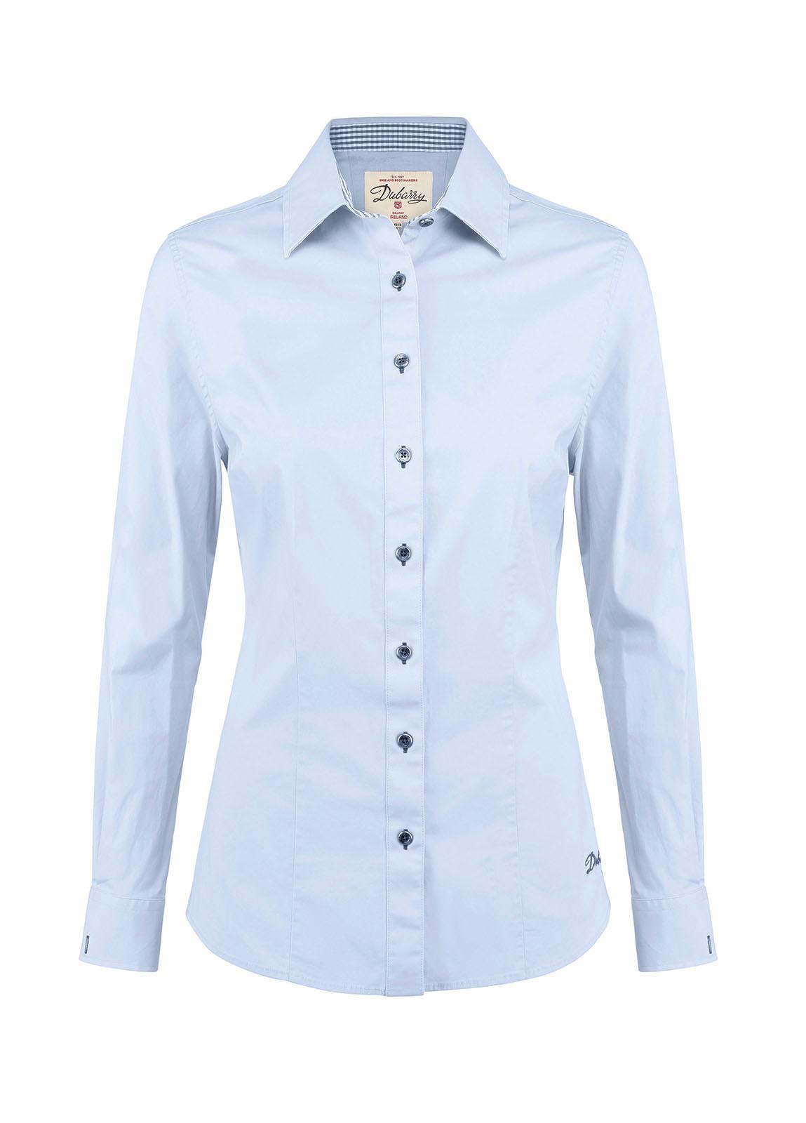 Dubarry_ Carnation Womens Shirt - Blue_Image_2