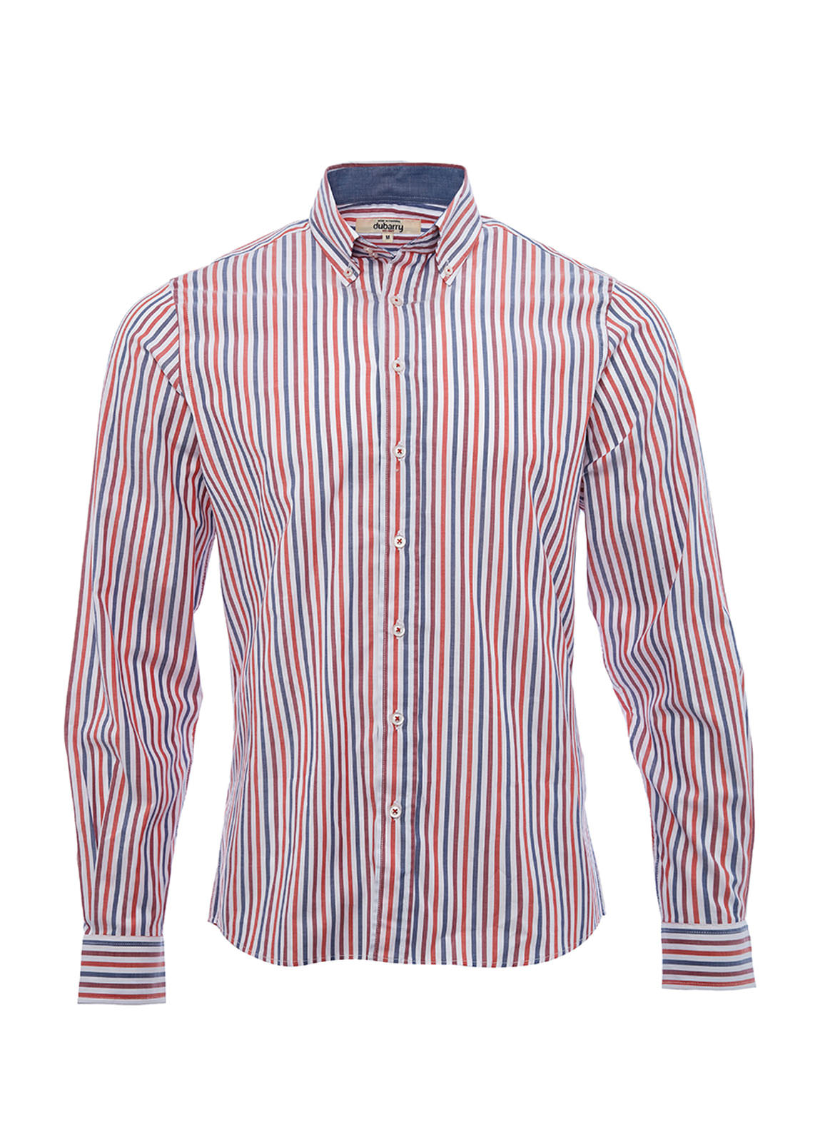 Dubarry_ Kinvara striped shirt - Orchid_Image_2